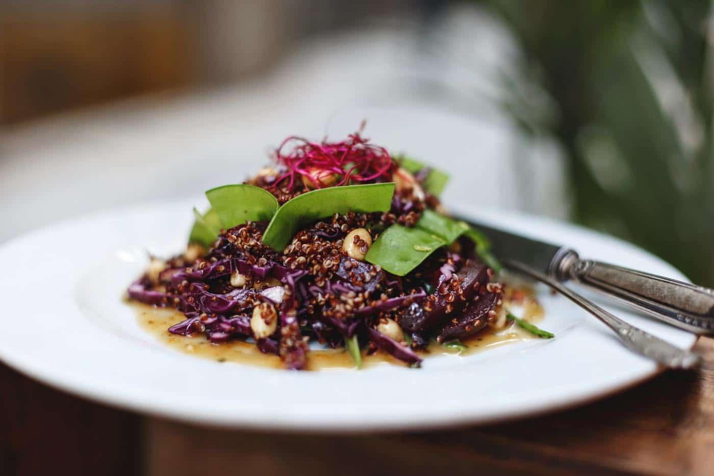 Velvet Quinoa Salad