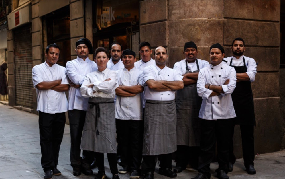 The Kitchen Team at Milk